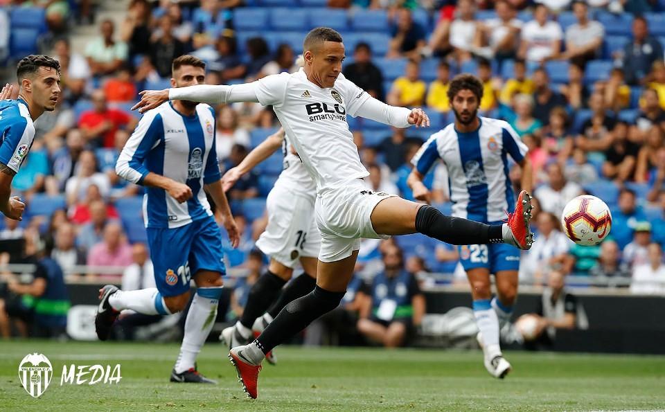 26.08.2018: RCD Espanyol 2 - 0 Valencia CF