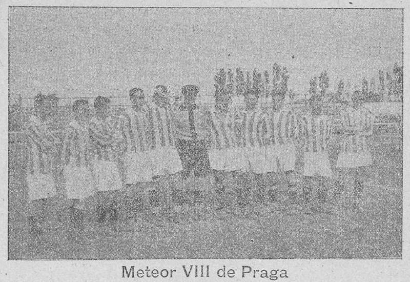 31.05.1923: Valencia CF 1 - 4 Meteor Praga