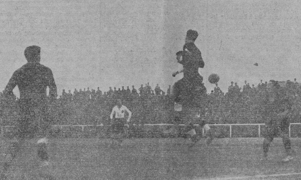 02.12.1923: Valencia CF 1 - 0 Celta de Vigo