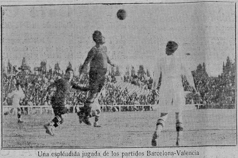 05.10.1924: Valencia CF 1 - 2 FC Barcelona
