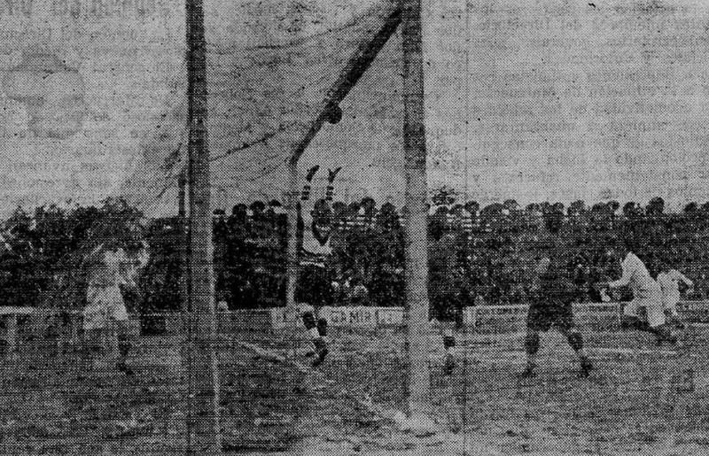 19.10.1924: Valencia CF 1 - 2 Gimnástico CF