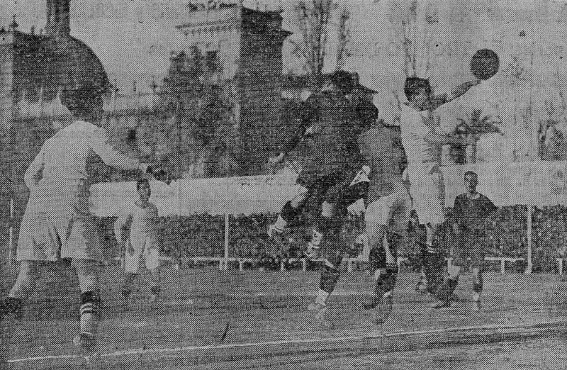 21.12.1924: Gimnástico CF 1 - 2 Valencia CF