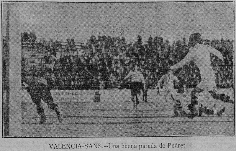 05.01.1925: Valencia CF 4 - 1 UE Sants