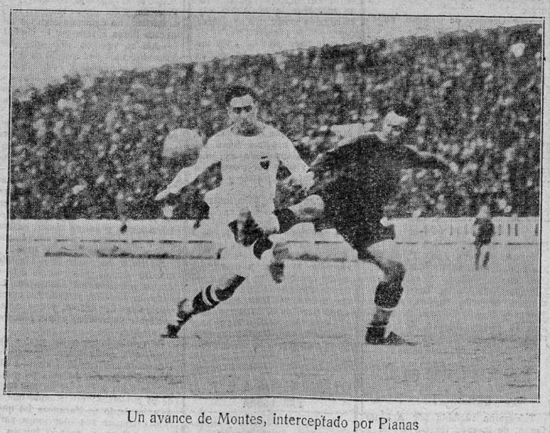 01.03.1925: FC Barcelona 7 - 3 Valencia CF