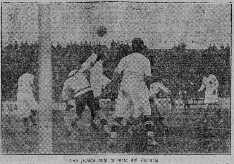 22.03.1925: Valencia CF 1 - 1 FC Barcelona