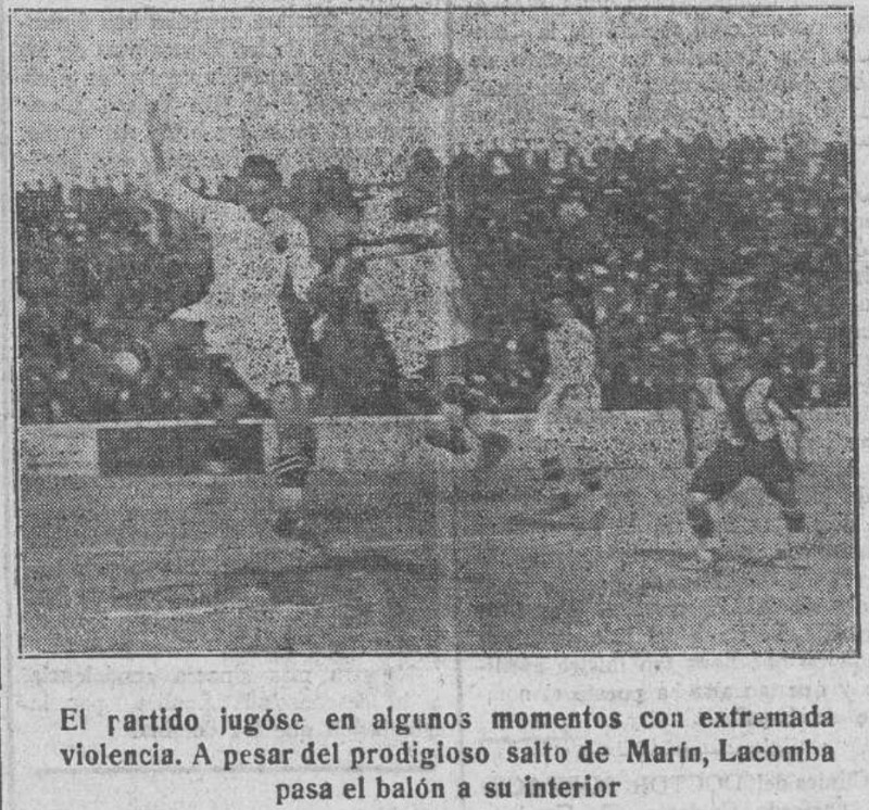 16.02.1926: Valencia CF 2 - 3 Levante UD