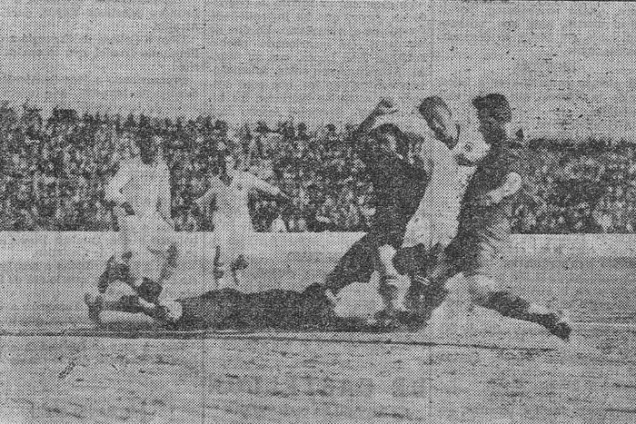 24.10.1926: Valencia CF 4 - 2 Gimnástico CF