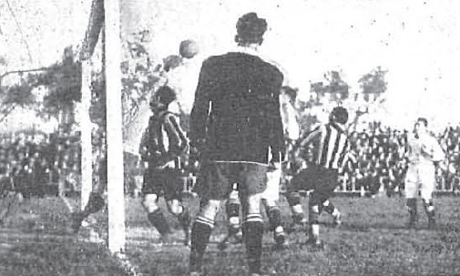 11.11.1928: Gimnástico CF 3 - 3 Valencia CF