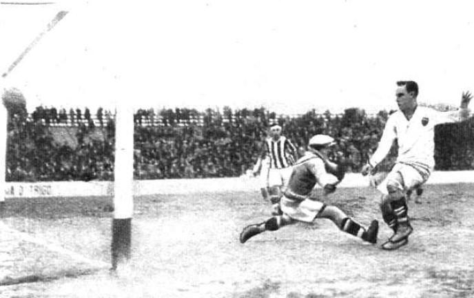 25.11.1928: Valencia CF 2 - 0 CD Castellón
