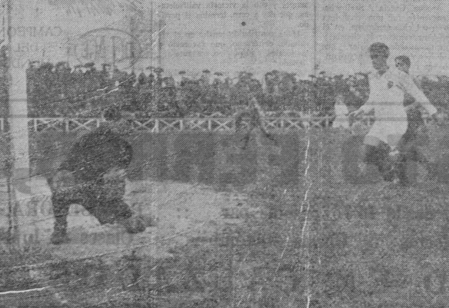 08.12.1928: CD Europa 3 - 2 Valencia CF