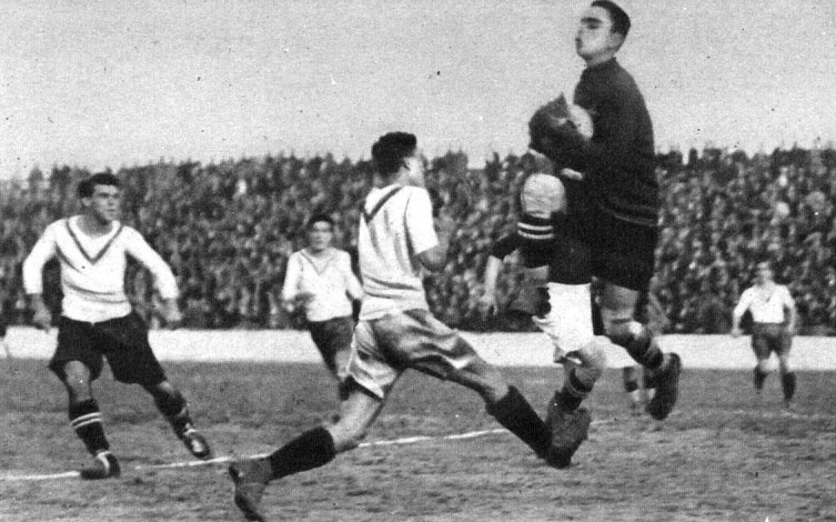 16.12.1928: Valencia CF 2 - 1 CD Europa