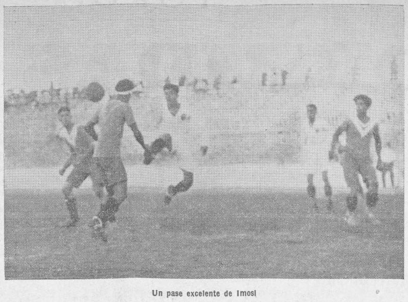21.07.1929: Valencia CF 3 - 5 Badalona CF