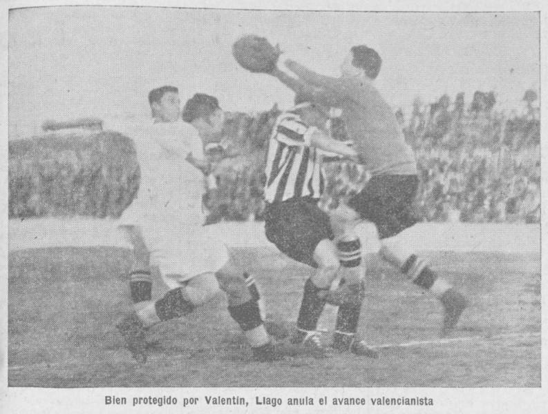 24.11.1929: Valencia CF 4 - 0 Sporting Canet