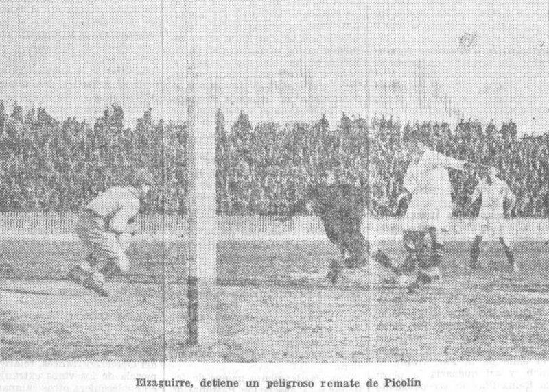 12.01.1930: Valencia CF 4 - 2 Sevilla FC