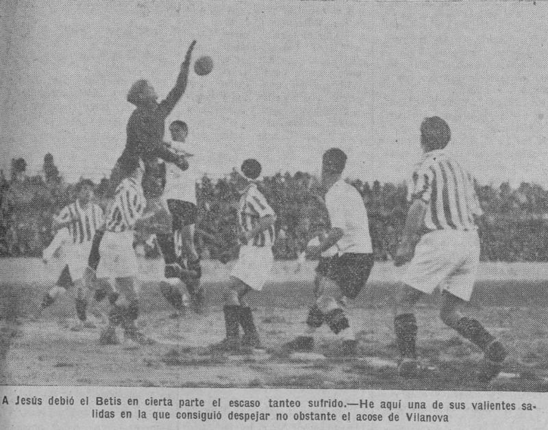 02.02.1930: Valencia CF 2 - 1 Real Betis