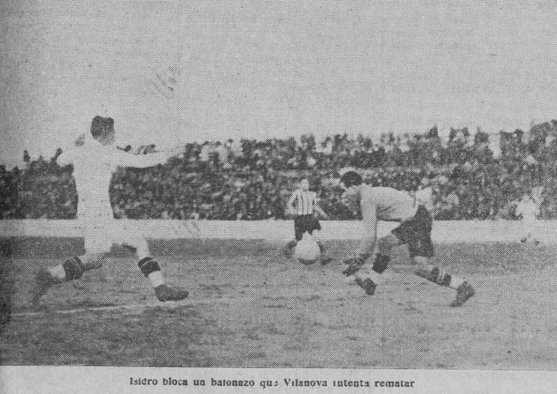 16.02.1930: Valencia CF 2 - 2 Dep. Coruña