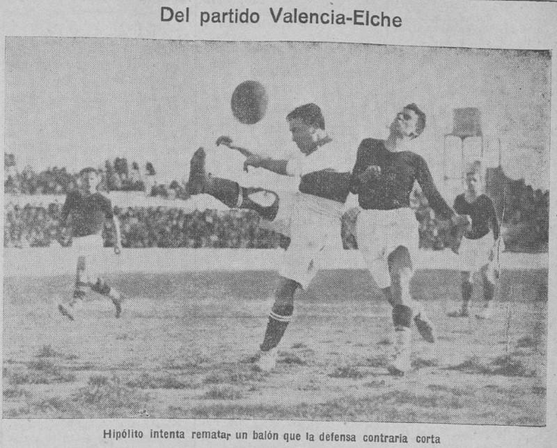 02.03.1930: Valencia CF 0 - 3 Elche CF