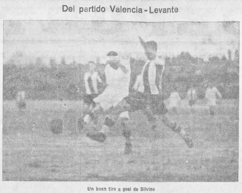 06.04.1930: Valencia CF 3 - 2 Levante UD
