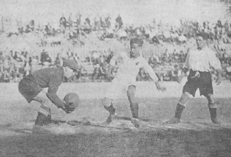 18.05.1930: Valencia CF 3 - 4 Dep. Alavés
