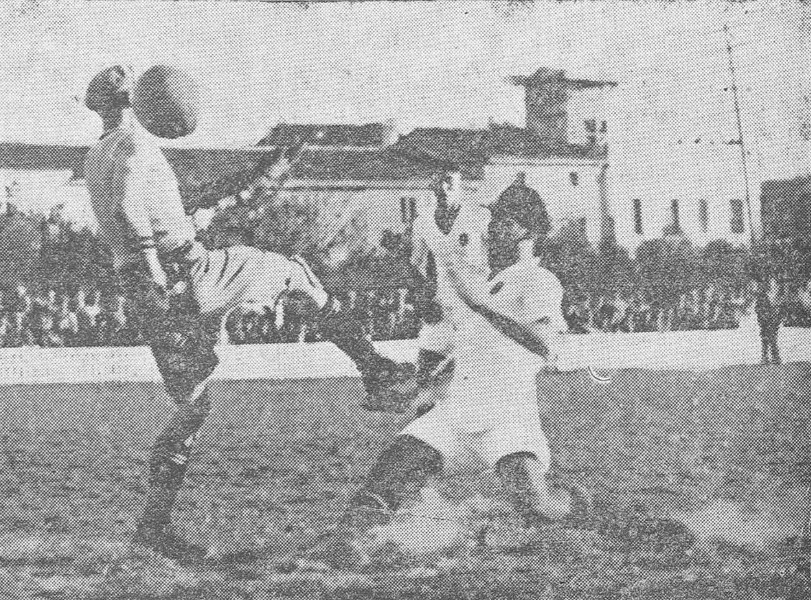 26.10.1930: At. Saguntino 1 - 2 Valencia CF