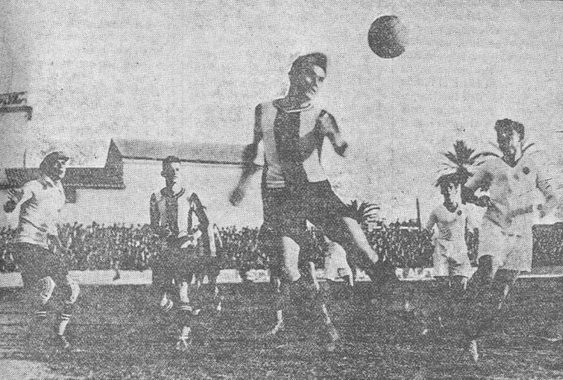 16.11.1930: Levante UD 1 - 1 Valencia CF