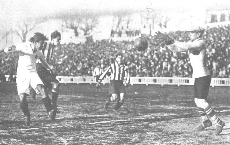 14.12.1930: At. Madrid 3 - 0 Valencia CF