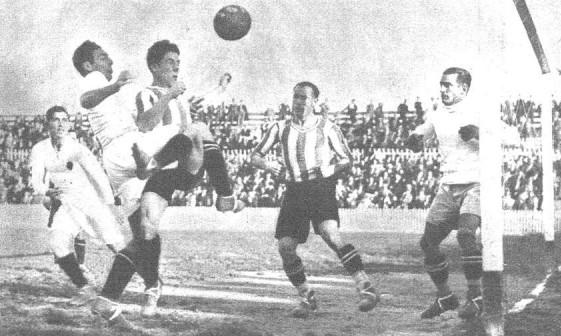 21.12.1930: Valencia CF 3 - 0 Dep. Coruña
