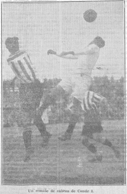 22.01.1931: Valencia CF 2 - 1 Athletic Club