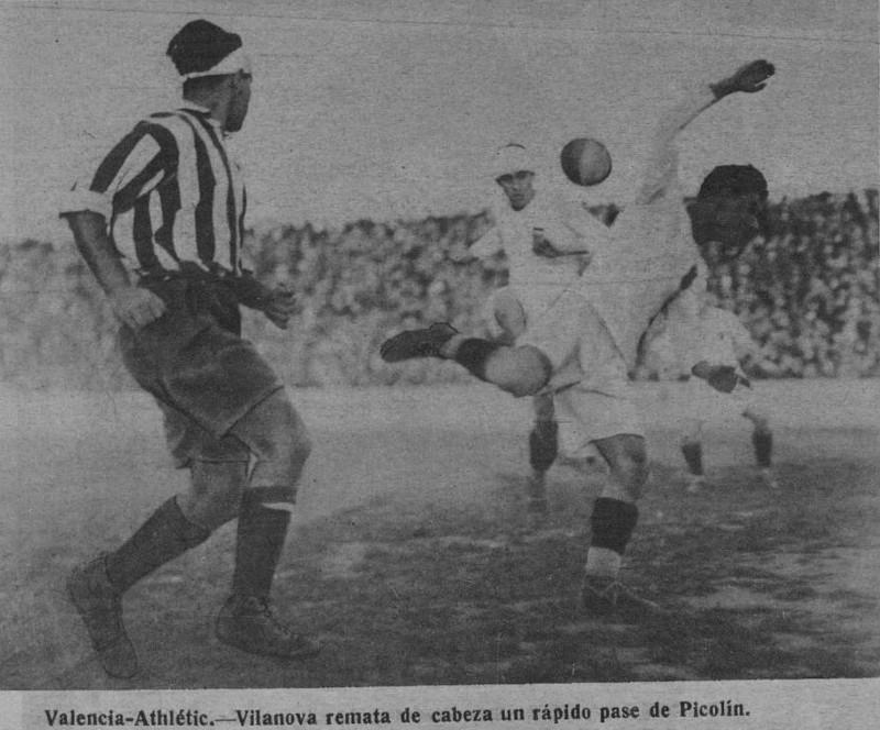 15.02.1931: Valencia CF 4 - 3 At. Madrid