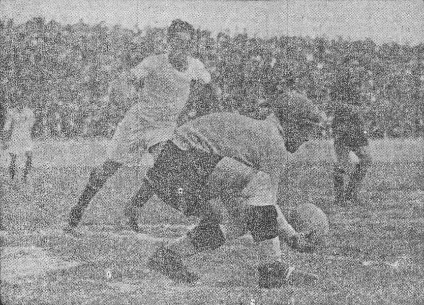 10.05.1931: Valencia CF 2 - 2 FC Barcelona