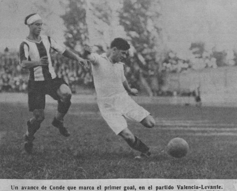 17.05.1931: Valencia CF 3 - 1 Levante UD