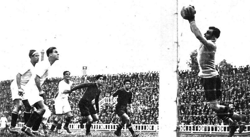 17.05.1931: FC Barcelona 1 - 2 Valencia CF