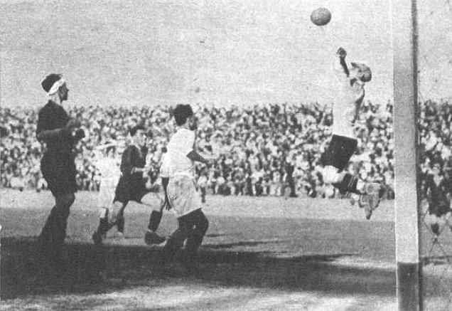 31.05.1931: Valencia CF 1 - 1 Arenas Getxo