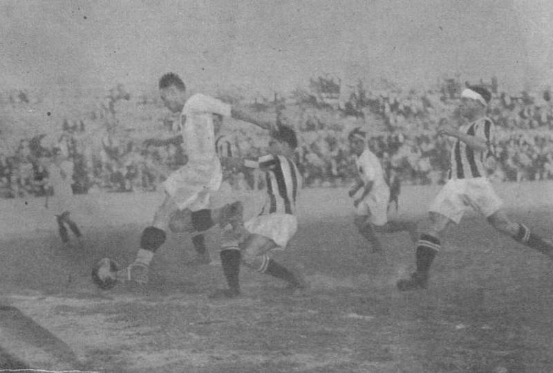 21.06.1931: Valencia CF 3 - 3 CD Castellón
