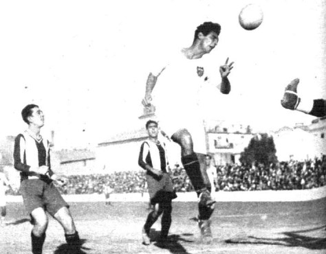 01.11.1931: Levante UD 1 - 2 Valencia CF
