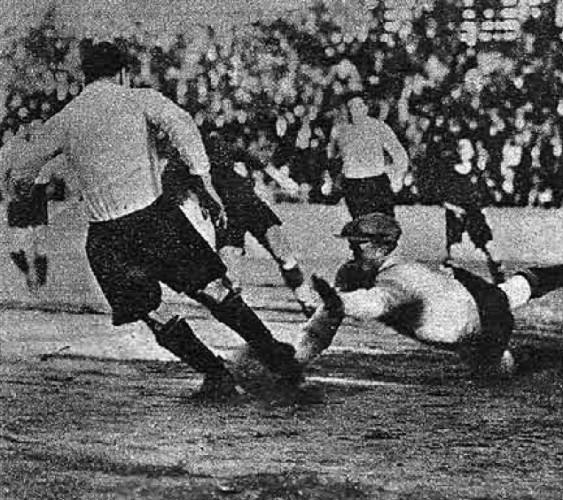 29.11.1931: Valencia CF 5 - 1 Real Unión
