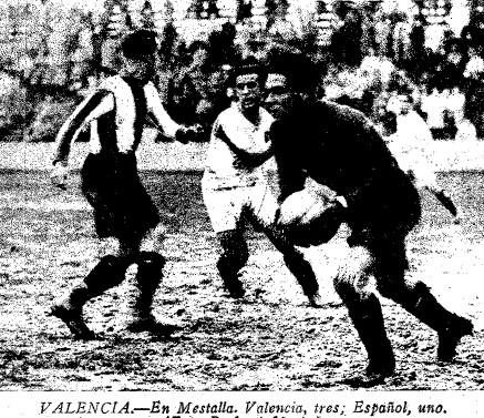 07.02.1932: Valencia CF 3 - 1 RCD Espanyol