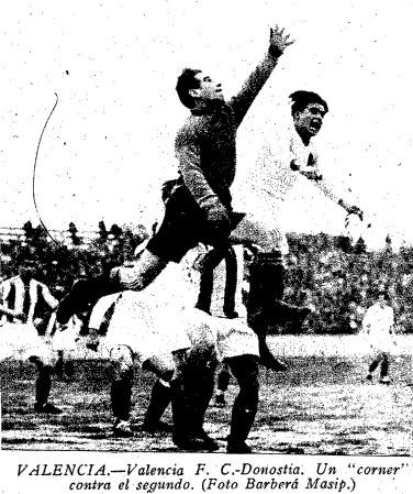 28.02.1932: Valencia CF 4 - 0 Real Sociedad