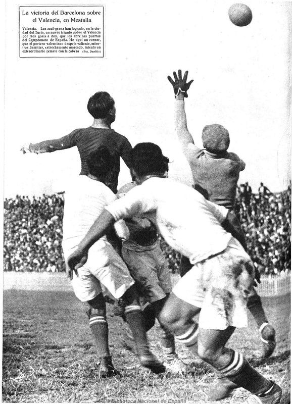 15.05.1932: Valencia CF 2 - 3 FC Barcelona