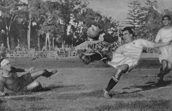 23.10.1932: Gimnástico CF 2 - 8 Valencia CF