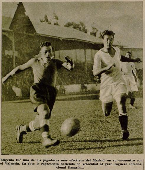 25.12.1932: Real Madrid 6 - 0 Valencia CF