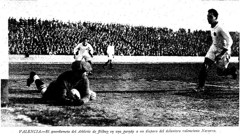 15.01.1933: Valencia CF 1 - 5 Athletic Club