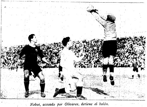 26.02.1933: Valencia CF 0 - 1 Real Madrid