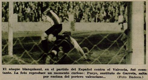 05.03.1933: RCD Espanyol 5 - 2 Valencia CF