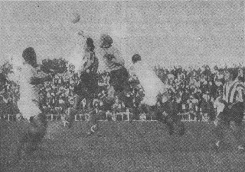 16.05.1933: At. Madrid 1 - 2 Valencia CF
