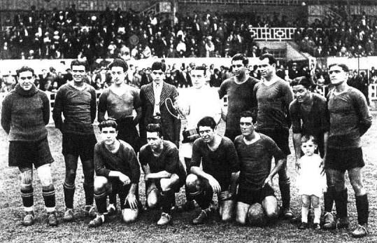 21.05.1933: Valencia CF 5 - 4 España
