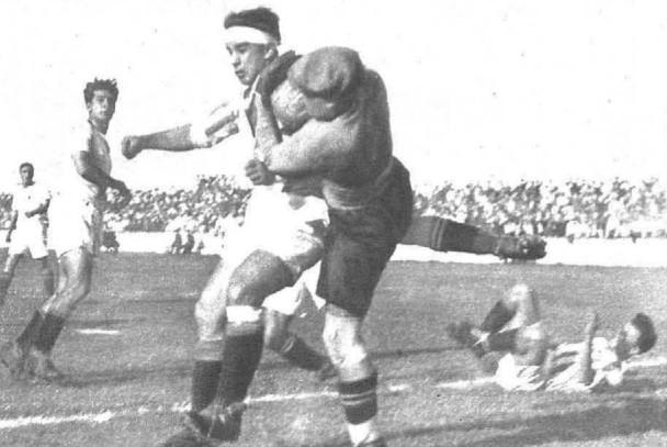 28.05.1933: Real Betis 4 - 2 Valencia CF