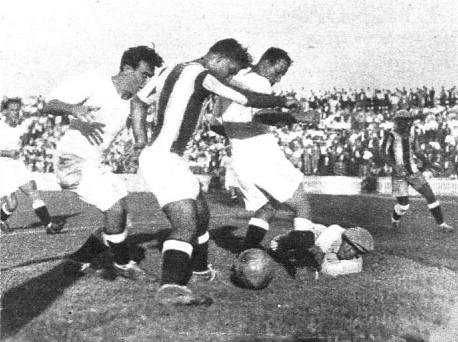 24.09.1933: Valencia CF 0 - 2 Levante UD