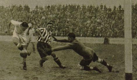 05.11.1933: Valencia CF 2 - 2 Athletic Club