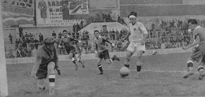 12.11.1933: Real Madrid 3 - 2 Valencia CF